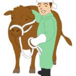畜産のイラスト無料素材2