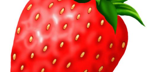 イチゴ・苺のイラスト素材