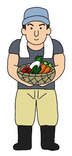 農業のイラスト無料素材