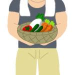 農業のイラスト無料素材1