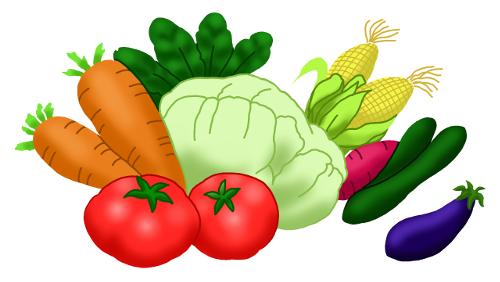 「野菜 肉 無料 イラスト」の画像検索結果